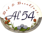 Bed & Breakfast Al 54